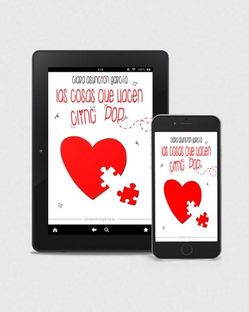Las cosas que hacen clinc pop- Clara Asuncion Garcia - Relato romantico juvenil