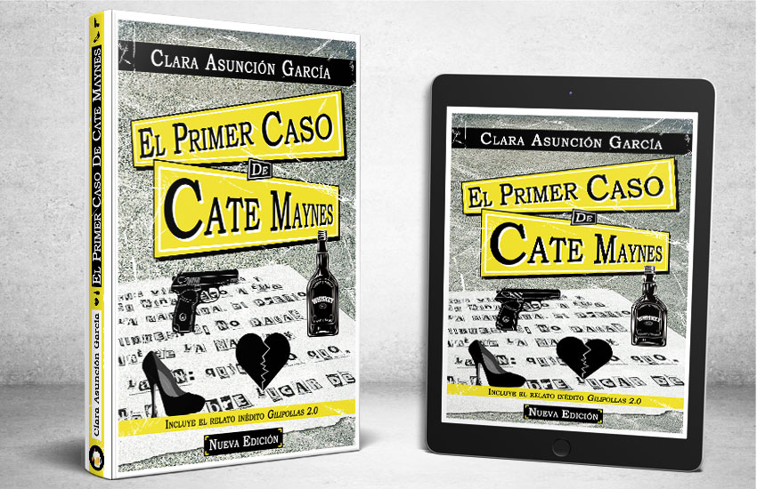 El primer caso de Cate Maynes - Clara Asuncion Garcia. Primera entrega de la serie de la detective privada Cate Maynes